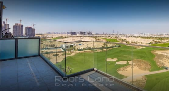 Studio for Sale in DAMAC Hills (Akoya by DAMAC), Dubai - Large Studio Apartment  in Golf Horizon B Damac Hills