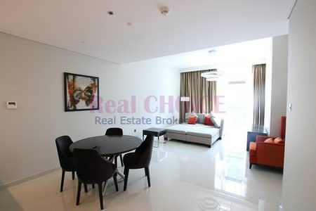 Amazing View|Fully Furnished 2BR Plus Maids Room
