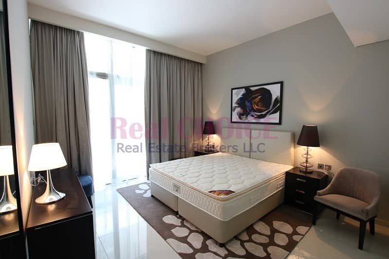 2 Amazing View|Fully Furnished 2BR Plus Maids Room