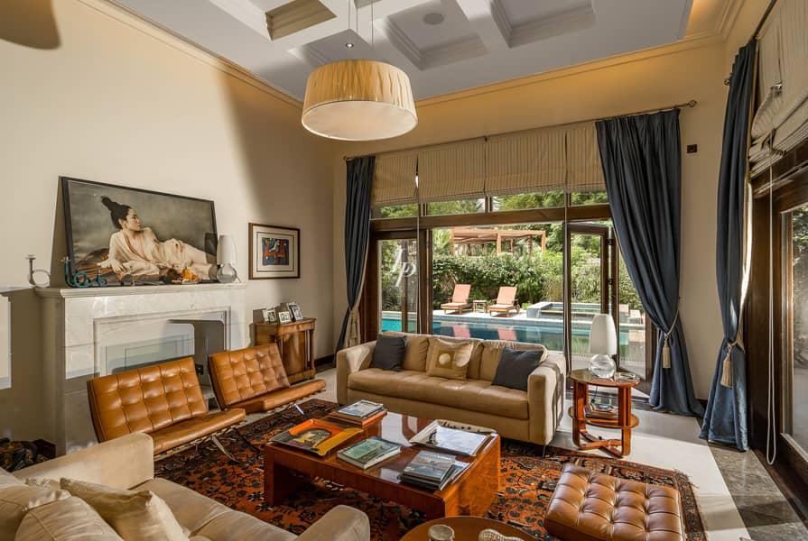 Fantastic D type Villa | Fully-Furnished Villa