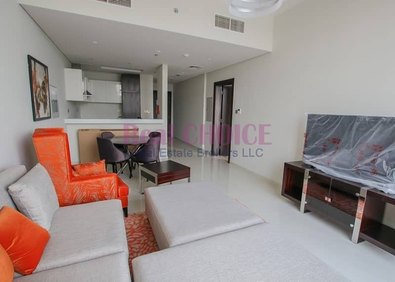 2 Golf View Exclusive Property|Fully Furnished 1BR
