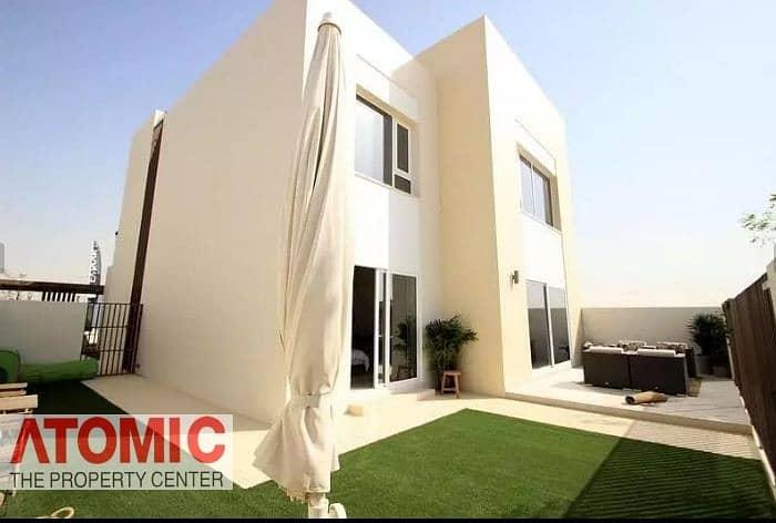10 NEAR TO HANDOVER | 2 BED ROOM SEMI TOWNHOUSE IN DUBAI EXPO | CALL NOW