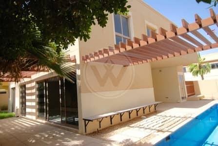 تاون هاوس 4 غرفة نوم للبيع في حدائق الراحة، أبوظبي - Corner Townhouse Al Raha Gardens