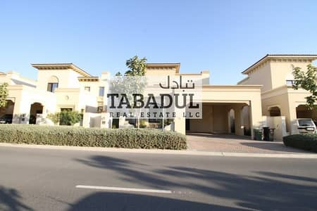 5 Bedroom Villa for Rent in Arabian Ranches 2, Dubai - Palma 4BED+Maids room