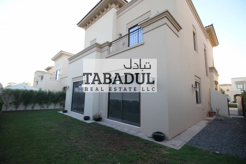 2 Palma 4BED+Maids room