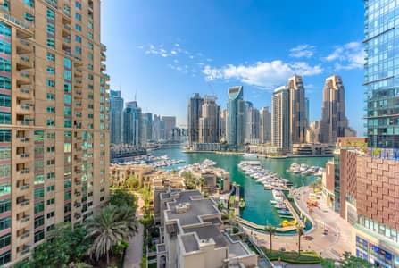 3 Bedroom Apartment for Sale in Dubai Marina, Dubai - Marina View | Upgraded 3 Bed | Emaar Six