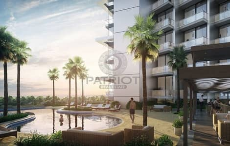 1 Bedroom Flat for Sale in Dubailand, Dubai - 1 BR APARTMENT|FIORA GOLF VERDE|GOLF VIEW|1% MONTHLY