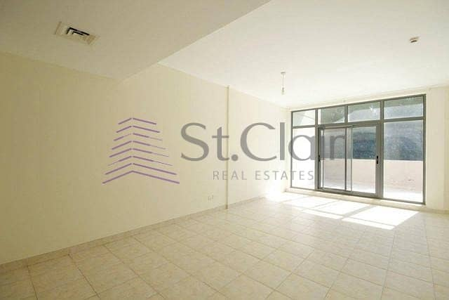 2 Bright Unit For 3 Bedrooms In Links East With Big Courtyard And Garden View