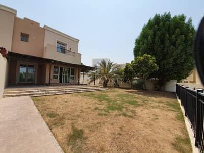 تاون هاوس 3 غرفة نوم للبيع في المرابع العربية، دبي - Corner 3BR+Study room Townhouse with Lake view