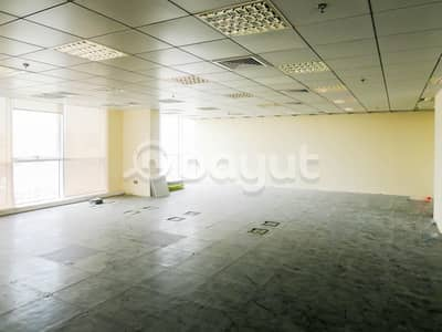 مکتب  للايجار في مدينة زايد، أبوظبي - NO COMMISSION!!! Fully Maintained Premium Offices Available