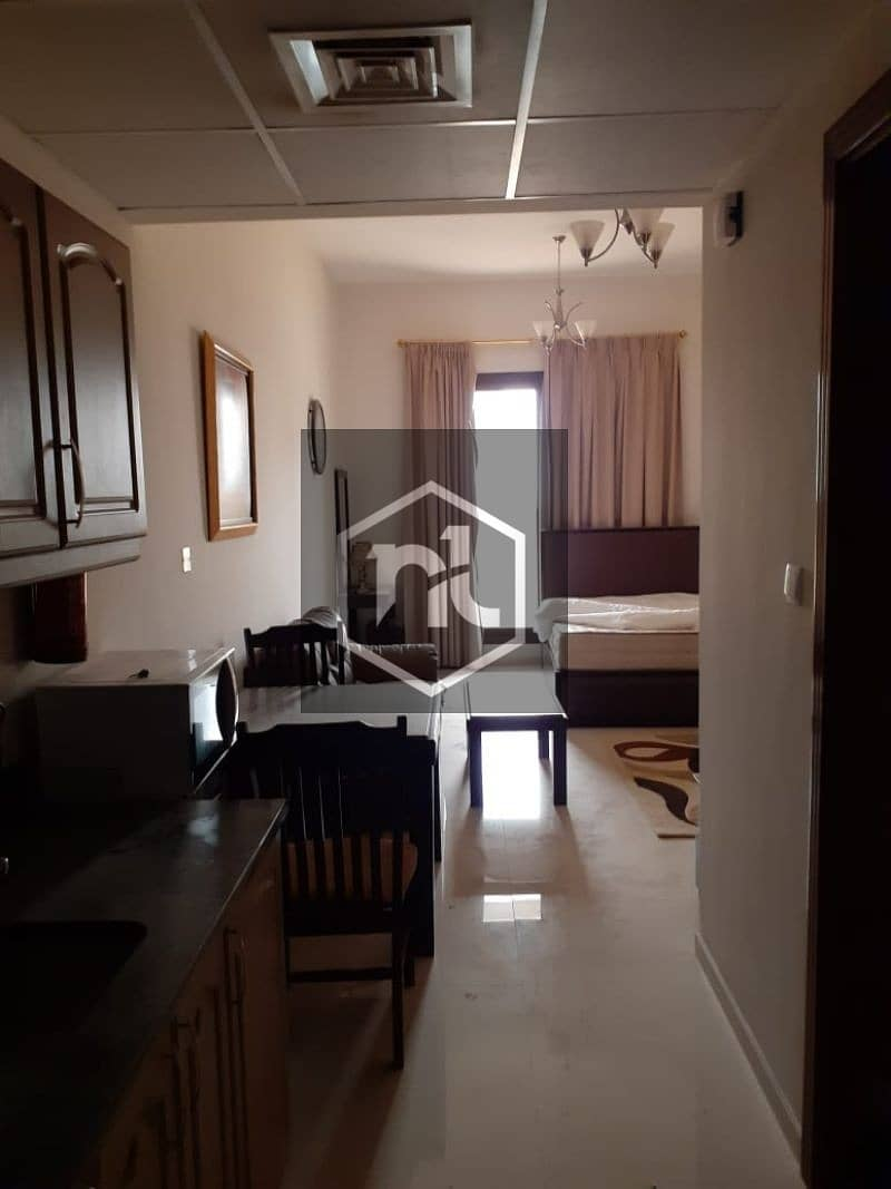 2 IMPZ VIEW | FULLY FURNISHED | STUDIO | BALCONY AND PARKING | ELITE 10 | SPORTS CITY