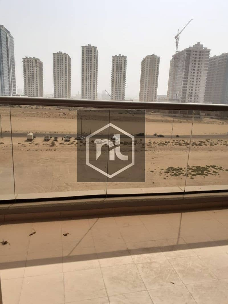 OPEN VIEW | FULLY FURNISHED | STUDIO | BALCONY AND PARKING | ELITE 10 | SPORTS CITY