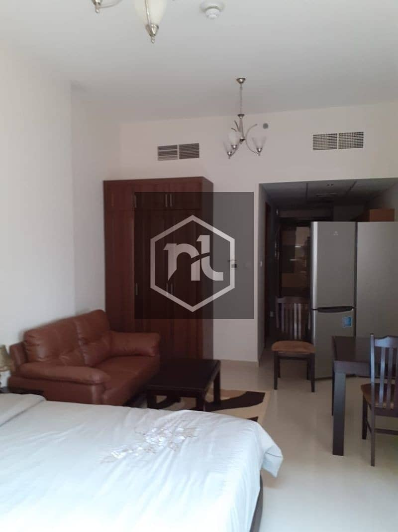 2 FULLY FURNISHED | STUDIO | BALCONY AND PARKING | GOLF COURSE VIEW | ELITE 10 | SPORTS CITY
