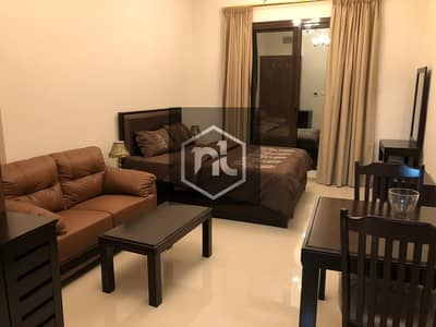 GOLF COURSE VIEW | FULLY FURNISHED | STUDIO | BALCONY AND PARKING | ELITE 10 | SPORTS CITY