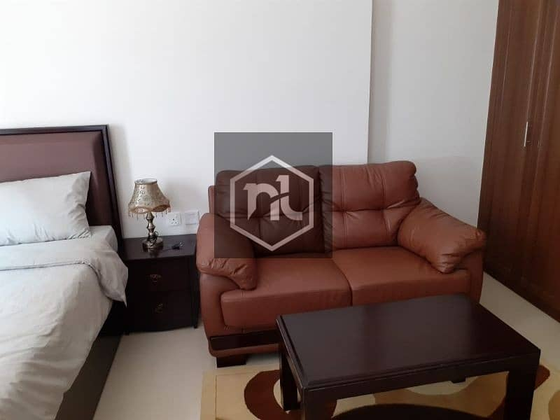 17 GOLF COURSE VIEW | FULLY FURNISHED | STUDIO | BALCONY AND PARKING | ELITE 10 | SPORTS CITY