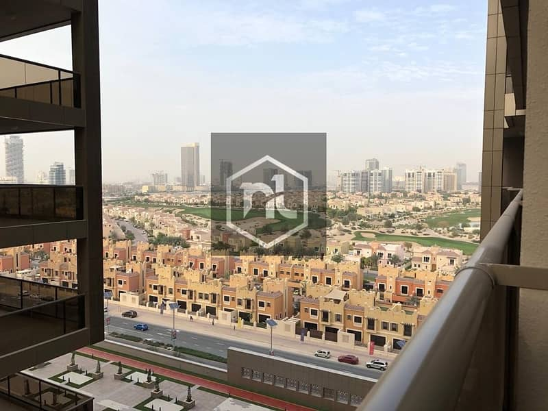 FULLY FURNISHED | STUDIO | BALCONY AND PARKING | ELITE 10 | SPORTS CITY