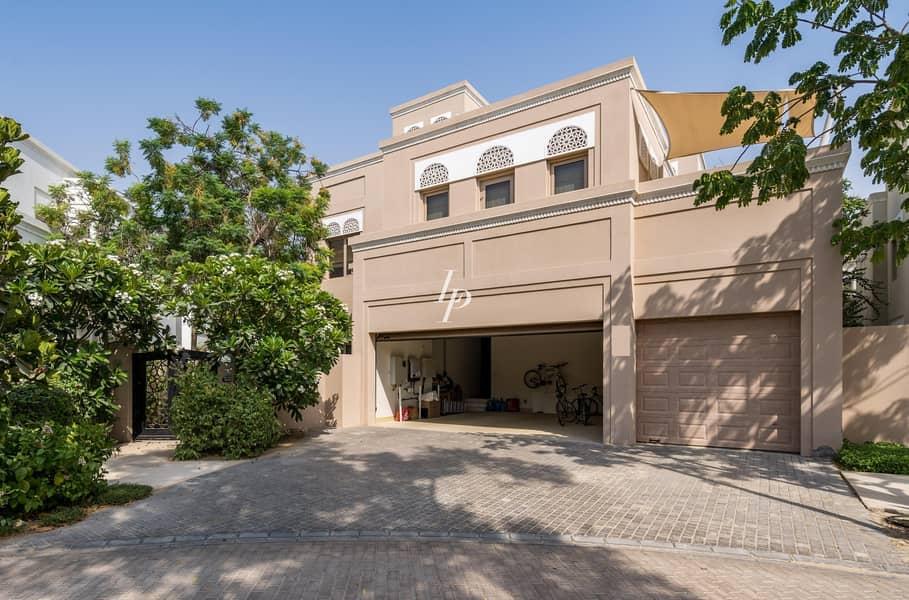 17 Fantastic D type Villa | Fully-Furnished Villa