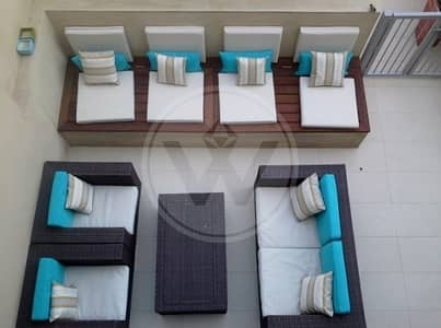 تاون هاوس 3 غرفة نوم للبيع في شاطئ الراحة، أبوظبي - Upgraded|Beautiful TH in beachfront community