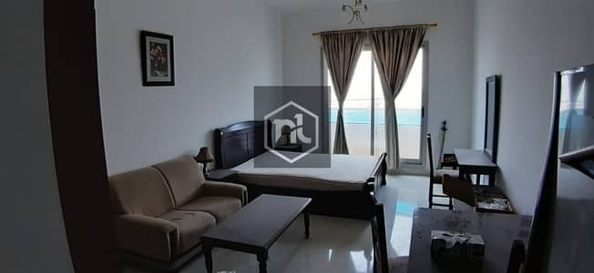 FULLY FURNISHED | STUDIO | BALCONY AND PARKING | ELITE 3 | SPORTS CITY