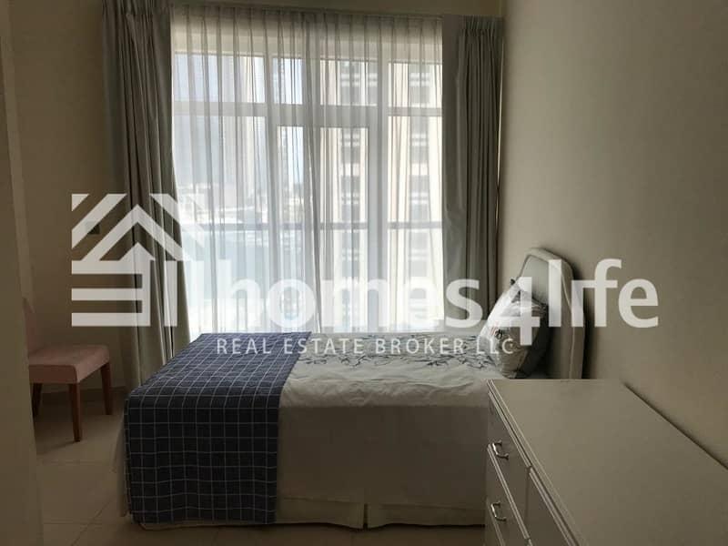 2 3 Bedroom + Maids Room   Furnished   High Floor
