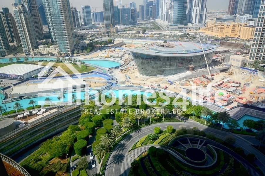 10 Premium Studio in Burj Khalifa for Rent