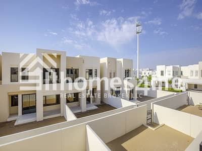 3 Bedroom Townhouse for Sale in Reem, Dubai - Ready to move in| Close to pool and park