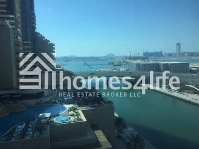 2 Bedroom Apartment for Rent in Dubai Marina, Dubai - Amazing 2 Bedroom Fully Furnished with Marina View