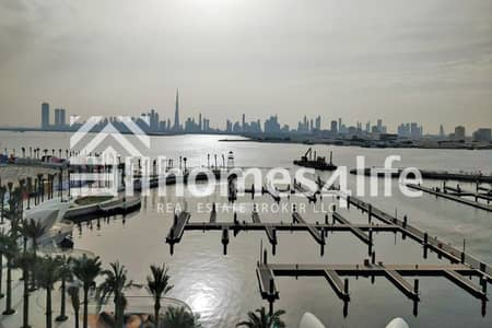 2 Bedroom Flat for Rent in The Lagoons, Dubai - Much Awaited|Creek Residence|Creek and Marina View