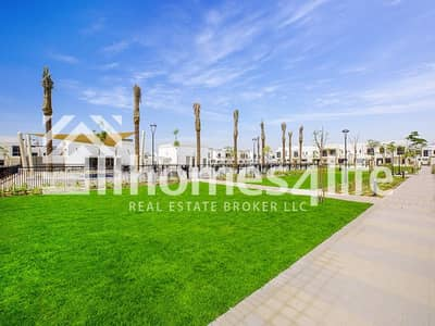 4 Bedroom Townhouse for Sale in Town Square, Dubai - Rented | Good Deal for Investors | Close to Pool