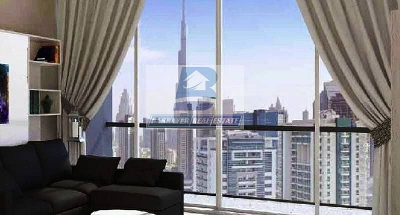 2 5 Years Payment plan Luxury 1 Bedroom Fully Furnished With Monthly installment 1%