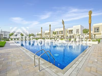 4 Bedroom Townhouse for Sale in Town Square, Dubai - Affordable Townhouse in Zahra | Landscaped Garden