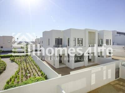فیلا 3 غرفة نوم للايجار في ريم، دبي - Single Row   Brand New   Next to Pool and Park