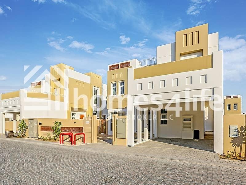 2 Fully Vastu compliant single row big plot Villa