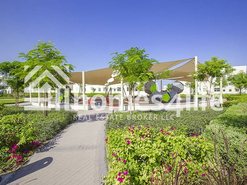 2 For sale Villa|Mira Oasis Al Reem | New Community