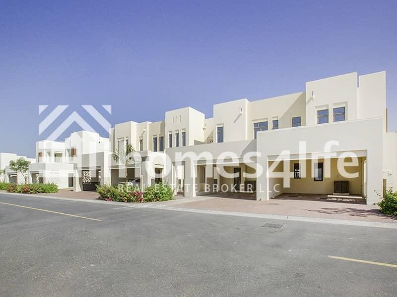 13 For sale Villa|Mira Oasis Al Reem | New Community