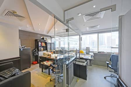 Office for Sale in Jumeirah Lake Towers (JLT), Dubai - Investment  office in One Lake Plaza for Sale