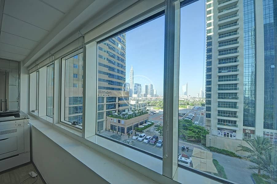 16 Great Investment  For spacious Fitted Office JLT