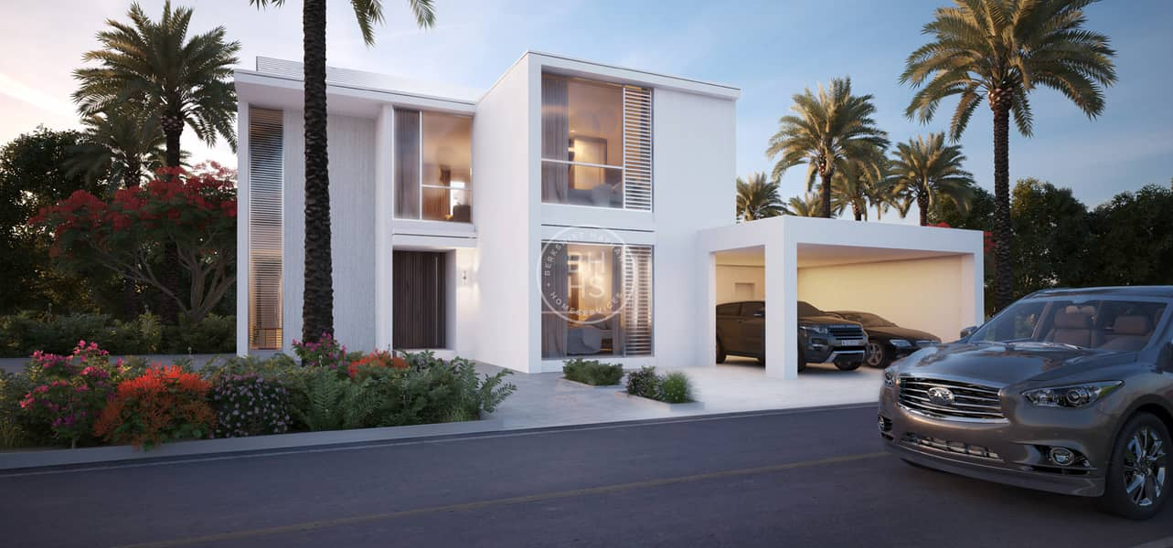 Exquisite 5 Bed Sidra III Luxury Living Dubai Hills