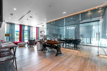 Office for Sale in Business Bay, Dubai - Large Terrace | Luxury Private Office | Must See