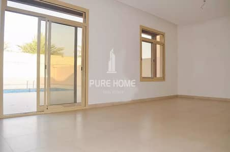 Ready to Move In 5 Bedrooms with all facilities in al Raha Golf Gardens