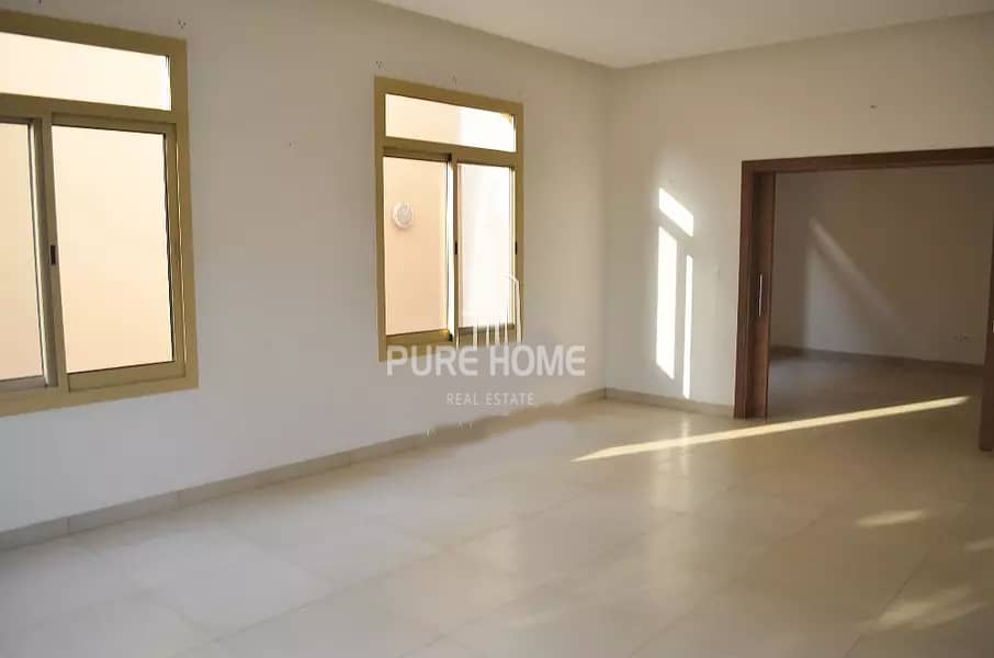 2 Ready to Move In 5 Bedrooms with all facilities in al Raha Golf Gardens