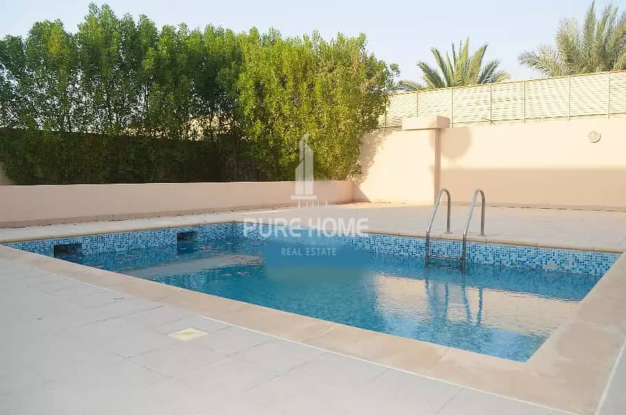 10 Ready to Move In 5 Bedrooms with all facilities in al Raha Golf Gardens
