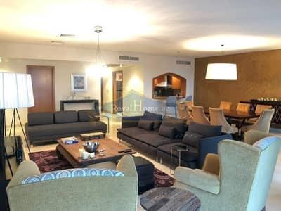 فلیٹ 2 غرفة نوم للايجار في جميرا بيتش ريزيدنس، دبي - Cosy 3BR CONVERTED TO 2BR+M