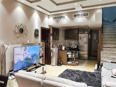 شقة 3 غرفة نوم للبيع في واحة دبي للسيليكون، دبي - Good Investment   Luxurious & Elegant Duplex Unit   Community View