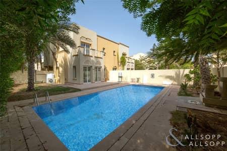 3 Bedroom Villa for Sale in The Springs, Dubai - Large Corner Plot | Private Pool | 3 Bed