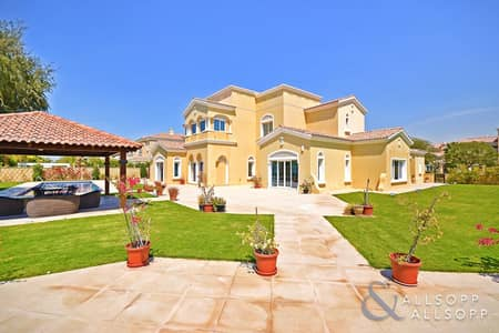 5 Bedroom Villa for Sale in Arabian Ranches, Dubai - Incredible Garden | Upgraded | Vacant Now