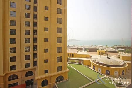3 Bedroom Apartment for Rent in Jumeirah Beach Residence (JBR), Dubai - Marina Views | Unfurnished | 3 Bedroom