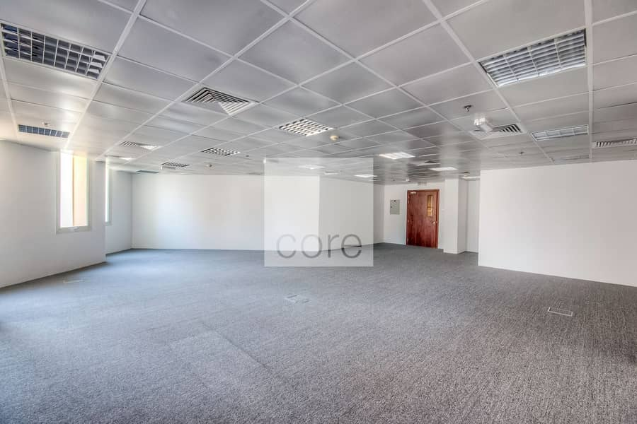 Easily Accessible | Vacant Fitted Office