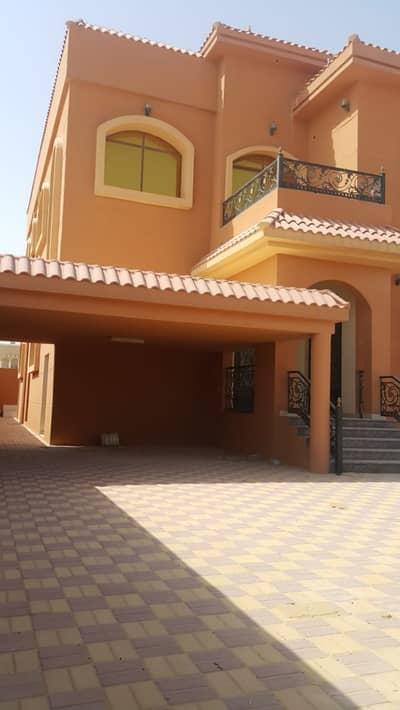5 Bedroom Villa for Rent in Al Mowaihat, Ajman - Villa finishing Super Deluxe