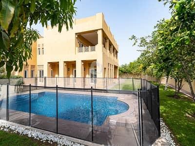 فیلا 7 غرفة نوم للايجار في المرابع العربية، دبي - 7 Bedroom Villa for rent in Arabian Ranches